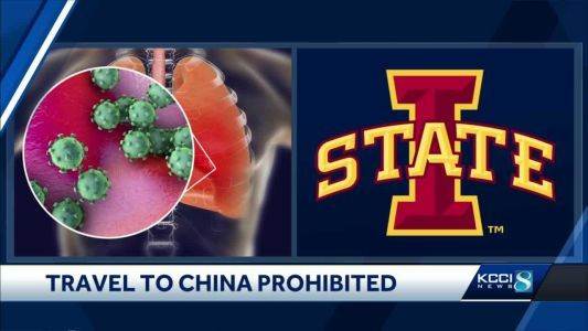 ISU bans business travel to China amid coronavirus outbreak