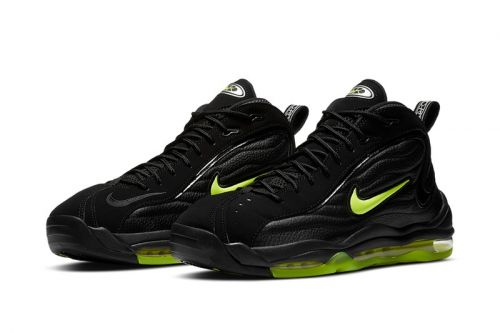 "The OG Nike Air Total Max Uptempo ""Black/Volt"" is Getting Revived"
