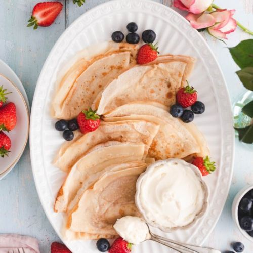 How To Make Classic French Crêpes