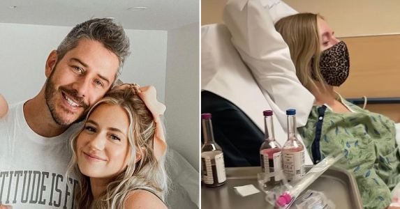 Arie Luyendyk Gives Health Update On Wife Lauren Burnham After Hospitalization For Postpartum Complications, Says It's 'Getting Worse'