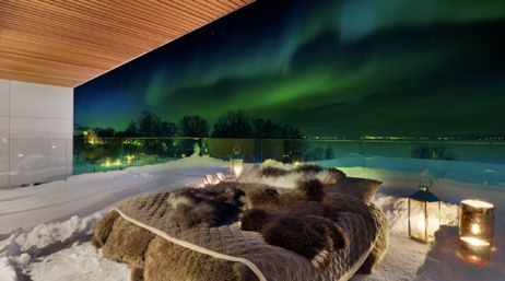 Watch the Northern Lights From Your Bed in Off the Map Travel's New Itinerary