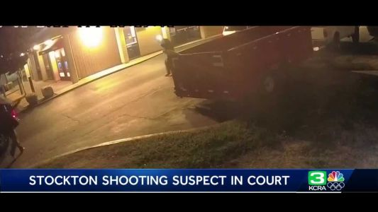 Suspect charged with hate crime after shooting man 7 times