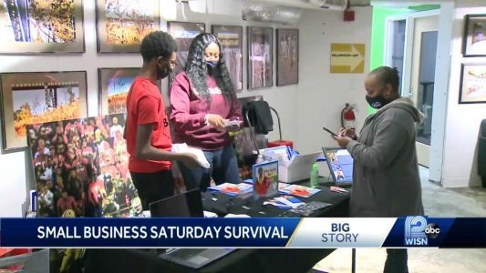 Business owners hope Small Business Saturday will provide boost during pandemic