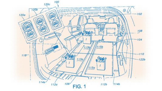 Ford Patents Conveyor Belts for SUV Cargo Areas So You Don't Have to Crawl in and Possibly Expose Your Butt to Everyone