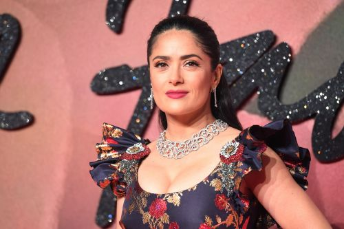 Salma Hayek recalls Harvey Weinstein 'fury' on 'Frida' set in op-ed