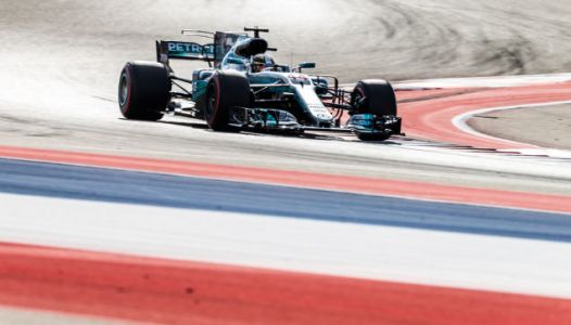 Lewis Hamilton Wins The U.S. Grand Prix But Doesn't Clinch The F1 Championship