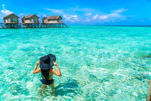 A luxury Maldives resort says it is contacted 'at least six times a day' by Instagram 'influencers' asking for extravagant freebies