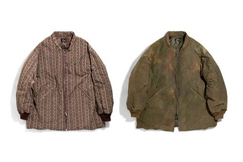 NEEDLES Drops Layer-Friendly Down Parkas for FW19