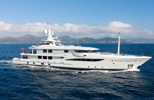 Yachts to Charter for Christmas and New Year