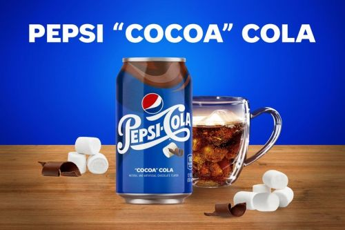 Pepsi's Latest Creation Combines Chocolate and Marshmallow for