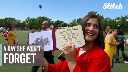 High school graduation marks milestone in friendship born out of tragedy