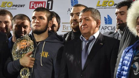 Remembering a legend: Khabib 'to be guest of honor' at Moscow MMA tournament in memory of late father Abdulmanap in September