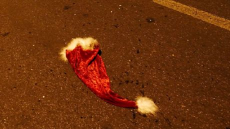 Nightmare before Christmas: Santa dies at Russian kindergarten party