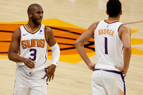 Phoenix Suns Make NBA Western Conference Finals for the First Time in 11 Years