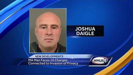 Mass. man arrested, accused of peering into windows near UNH