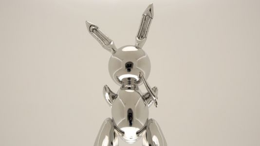 Jeff Koons 'Rabbit' Fetches $91 Million, Auction Record For Work By Living Artist