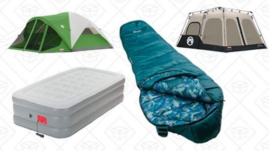Enjoy the Great Outdoors With Up to 35% Off Coleman Camping Gear