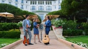 "Four Seasons Hotel Celebrates the French tradition of the ""Fête de la Musique"" on June 21"