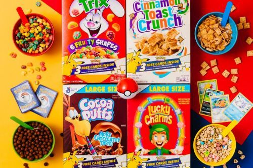 There's a General Mills Cereal Shortage Thanks to 'Pokémon TCG' Scalpers