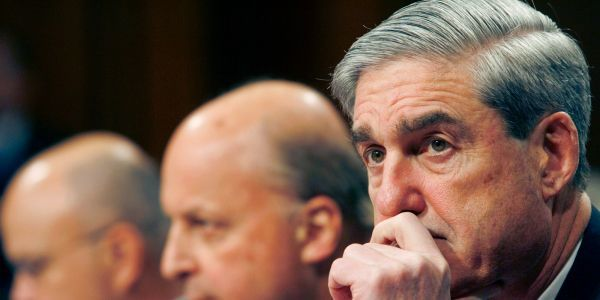 We might get the Mueller report as early as next week. But the Russia probe is nowhere near finished