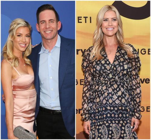 Tarek El Moussa Gushes Over Being 'in Love' With Fiancee Heather Amid Ex Christina's Split From Ant