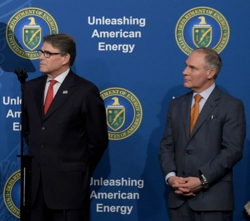 Trump stacks key renewable energy office with former Koch officials