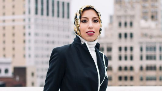 How Melanie Elturk Went From Civil Rights Lawyer to Founder of the Leading U.S. Hijab Brand