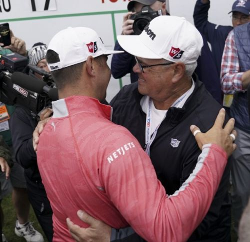 Father's Day perfect timing for Gary Woodland's first major