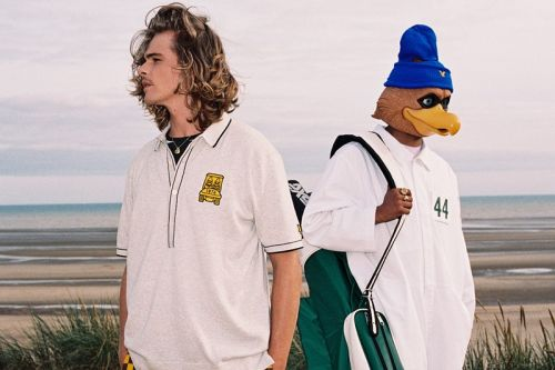 Lyle and Scott Release Golfickers Collaboration