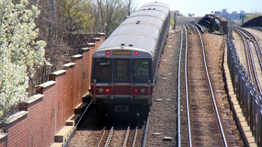 Walsh, state officials meet to talk MBTA service