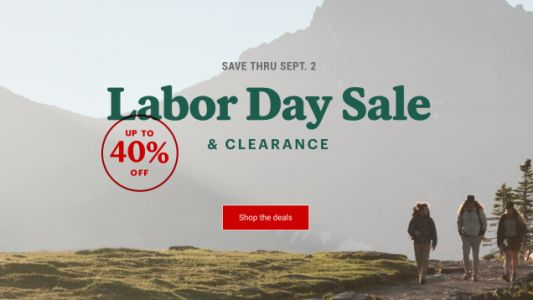 REI's Labor Day Sale Includes Over 13,000 Deals On the Best Outdoor Brands