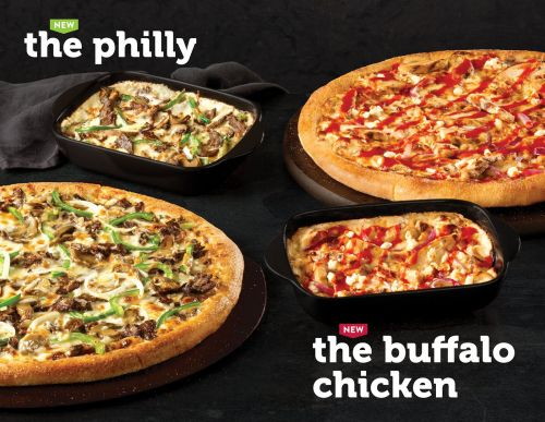 Marco's Pizza Launches New Mouthwatering Pizzas & Pizza Bowls: The Philly and The Buffalo Chicken