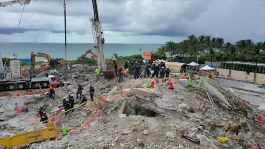 Ohio Task Force One to return Thursday following rescue efforts at Surfside condo collapse