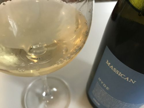 When is white wine too young? Deconstructing Massican