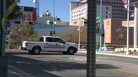 Police investigate fatal pedestrian crash in Downtown ABQ