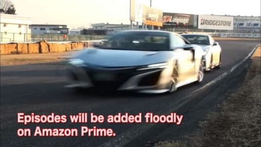 The Best Japanese Car Show of the Early Internet Is On Amazon Prime