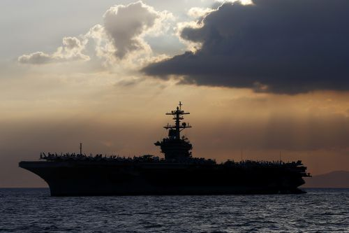 Navy scrambles to aid aircraft carrier as more than 100 sailors test positive for coronavirus
