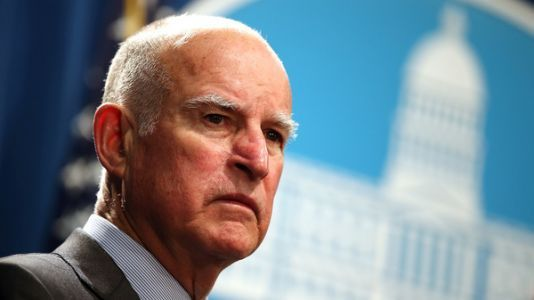 Jerry Brown's Exit Interview: Don't Say He Didn't Warn You