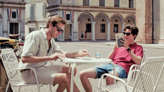 A 'Call Me By Your Name' sequel with Timothée Chalamet is in the works