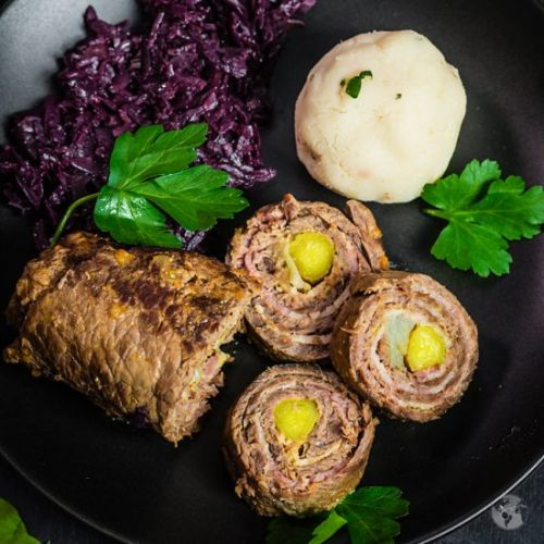 Rouladen - German Beef Roll-Ups