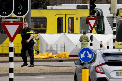 Dutch police hunt suspect after shooting on tram kills 3, 9 hurt