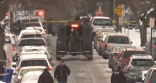 2 police officers shot in Pa., official says