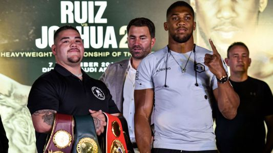 Andy Ruiz Jr. vs. Anthony Joshua 2 purse, salaries: How much money will they make in the rematch?