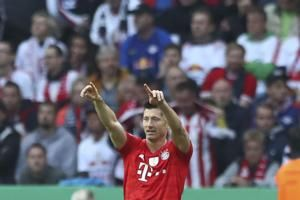 Bayern beats Leipzig 3-0 in German Cup final to seal double