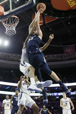 Hot-shooting Villanova beats Xavier for 6th straight win