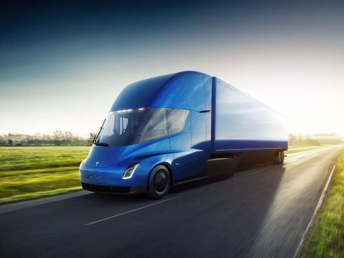 Tesla's new big rig can go from 0-60 mph in just 5 seconds