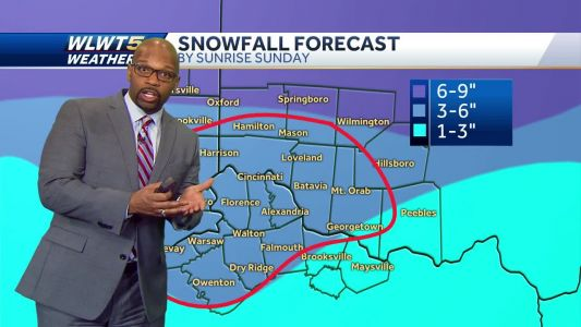 Major Winter Storm This Weekend