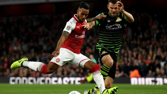 LIVE: Arsenal vs Doncaster Rovers