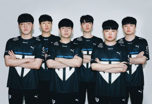 Heron Preston Designs 2020 'League of Legends' World Championship Jerseys for Gen.G