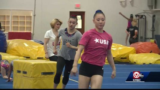 2 Kansas City metro gymnasts will head to Olympic trials in St. Louis